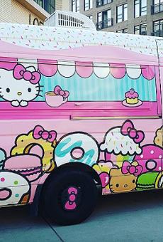 Hello Kitty Cafe Truck Returns to San Antonio Next Month