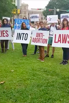 Texas Leads the Country in Scientifically-Baseless Abortion Laws