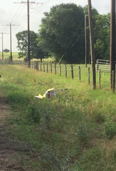 Police Say Thieves Stole Hearse Then Dumped Body on Roadside in Bryan