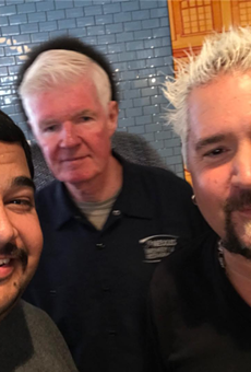 Guy Fieri Spotted in San Antonio AKA Flavor Town