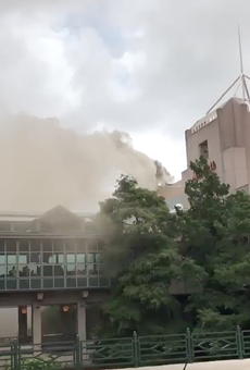Officials Blame Rivercenter Evacuation on Grease Fire