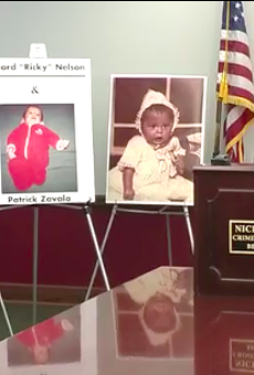 Three of the four children who died under Genene Jones' care.