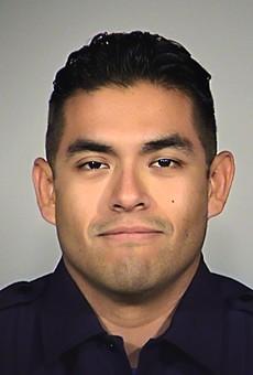 Officer Miguel Moreno