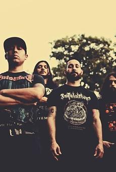 Metal Band Headcrusher Brings the Mosh On their Way Home