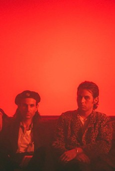 Better Pump Up those Kicks 'Cause Foster the People are Coming to Town