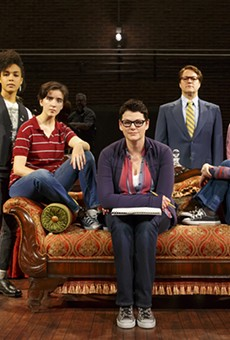 'Dykes to Watch Out For' Creator Alison Bechdel's Tragicomedy 'Fun Home' Comes to Life on the Tobin Stage