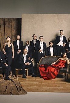 Pink Martini is way more accessible than this picture indicates.