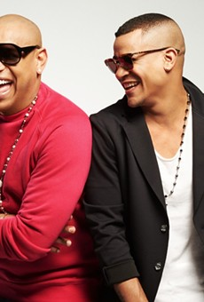 Cuban Reggaeton Stars Gente de Zona Bring Infectious Grooves to the Aztec
