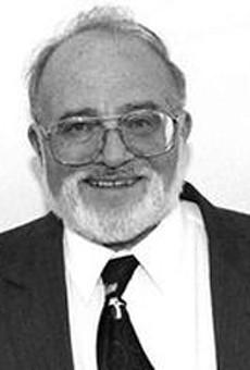 San Antonio film critic Bob Polunsky, 1931-2017