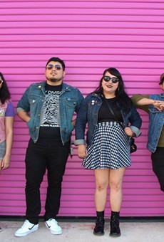 Lloronas, co-headliner for Rockin' For Rockport Benefit Concert on Sat. Sept. 2