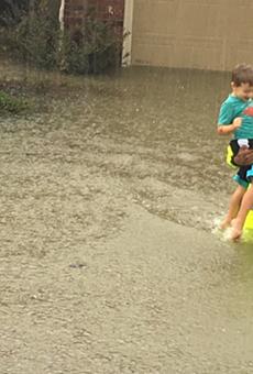 San Antonio Sending 30 Police Officers to Houston for Harvey Relief Help