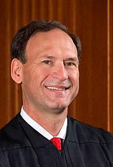 Justice Samuel Alito