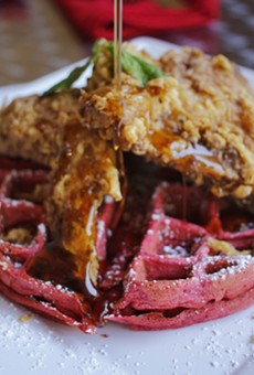 The South Chicken and Waffles Is Now Open