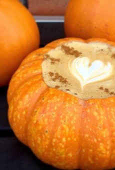 You Can Order Pumpkin Spice at Rosella Coffee Co.