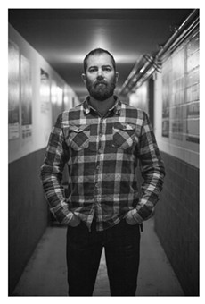 Brian Cook of Russian Circles