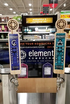 Element Kombucha Is Now On Tap at H-E-B