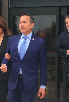 Texas State Senator Carlos Uresti