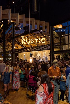 The Rustic Is Finally Open — No, Really