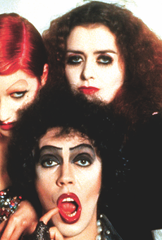 """Let """"Brad"""" from Rocky Horror Picture Show Judge Your Costume During Screening of the Film at Tobin Center"""