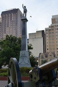 Local Group Sues San Antonio for Removing Confederate Statue