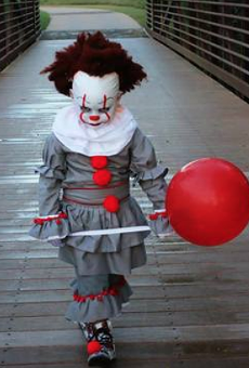 "This San Antonio Child's ""It"" Costume is Equally Cute and Creepy"