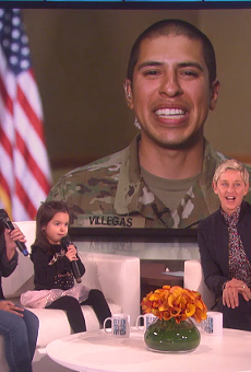 San Antonio Mother and Daughter to Be On Ellen Today for Emotional Reunion and Surprise Gift (2)