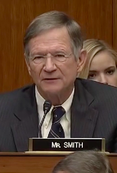 Texas Congressman Lamar Smith is Retiring