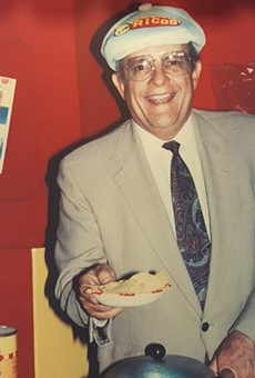 Frank Liberto, Inventor of Rico's Cheese, Has Died