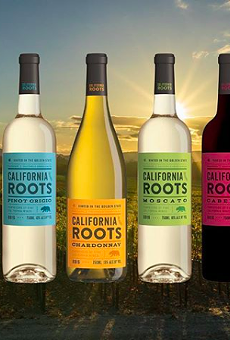 Target's California Roots Wine is a Sad Medley of Fruit Flavors in a Well-Designed Bottle