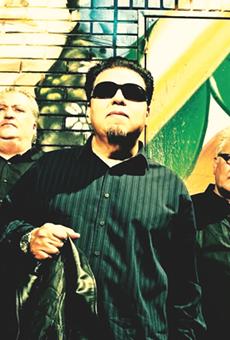East LA's Los Lobos To Play Gruene Hall