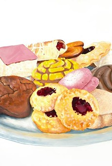 """Pan Dulce-Filled """"Craving"""" Exhibit Paints Flavors of San Antonio"""