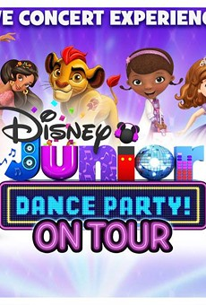 The Millennial Version of Disney On Ice Will Make a Stop in San Antonio