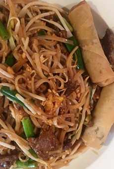Thai Dee Is Serving Lunch Specials Again