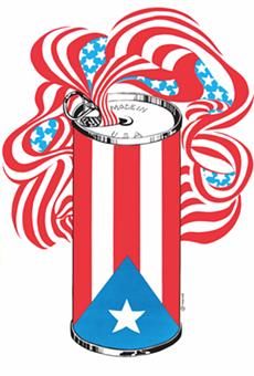 Centro de Artes Exhibit Shows Juxtaposition of Puerto Rico in 1950s and Today