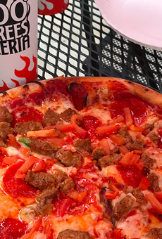 We Put Sizes and Unlimited Toppings to the Test at New Fast Casual Pizza Joint