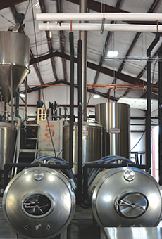 5 Stones Brewing Co. Opens This Weekend