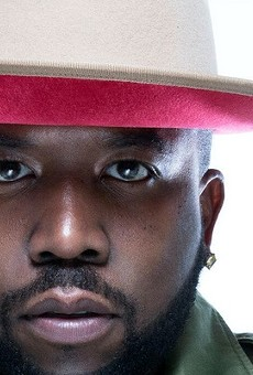 Outkast's Big Boi is Coming to Paper Tiger