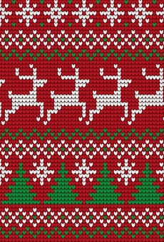 Goodwill Offering DIY Ugly Sweater Workshop for Your Holiday Party Needs