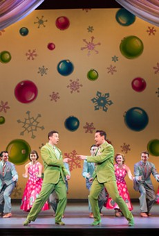 Broadway in San Antonio's 'White Christmas' Delivers Old-School Zingers and Hokey Nostalgia