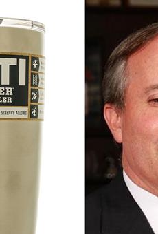 """YETI """"Rambler"""", Texas Attorney General Ken Paxton"""