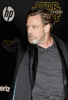 Mark Hamill Roasts Sen. Ted Cruz on Net Neutrality and 'Star Wars'
