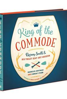 Kickstarter Campaign Nearing Goal for Book Celebrating 'Toilet Seat Artist' Barney Smith