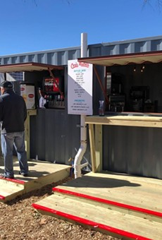 Months After Fire, Chris Madrid's Opens Temporary Location Close to Home