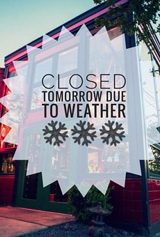 San Antonio Restaurants Closing Their Doors During Tuesday's Winter Blast