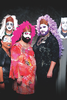 Mister Sister Leather Returns for Night of Wit, Laughs and Community Service