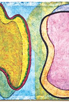 Ruiz-Healy Art Presents Abstract Exhibition from Artist Mark Schlesinger