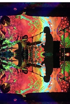 Colossal Psych Rockers Dead Meadow Will Play in San Antonio