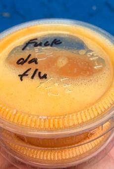 "Southtown Juice Shop Offers ""F$#! Da Flu"" Shots"