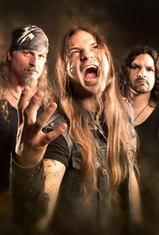 Slated To Destroy: Iced Earth + Sanctuary are Coming to San Antonio