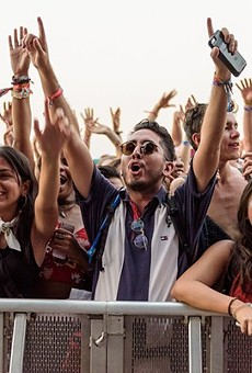 Texas Music Festivals Happening Next Month That We're Excited For